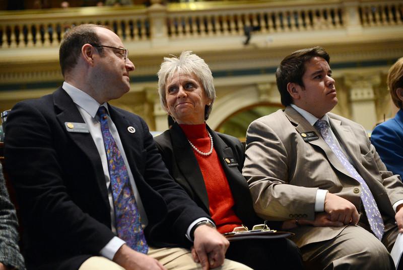 Colorado House to take formal vote on civil unions